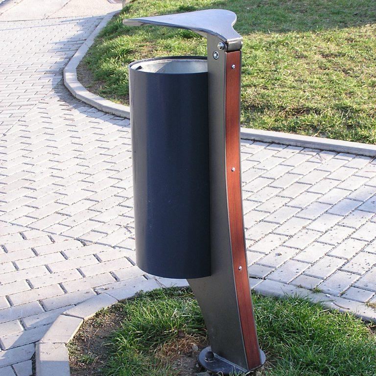 Urbania Abfallbehälter Foca 2