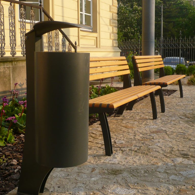 Urbania Abfallbehälter Foca 3