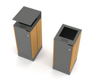 Urbania Abfallbehälter Vincent 2