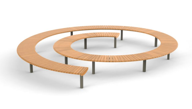 Urbania Sitzbank Foca Spirala 1