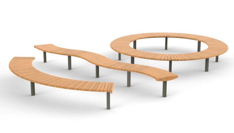 Urbania Sitzbank Foca Spirala 5