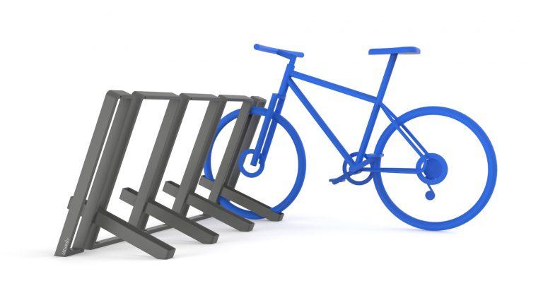 Urbania Fahrradständer IKS 1