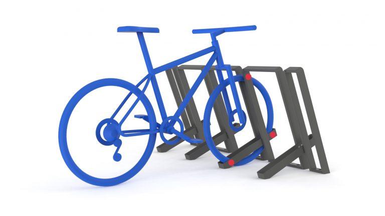 Urbania Fahrradständer IKS 2