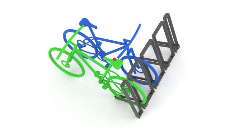 Urbania Fahrradständer IKS 8