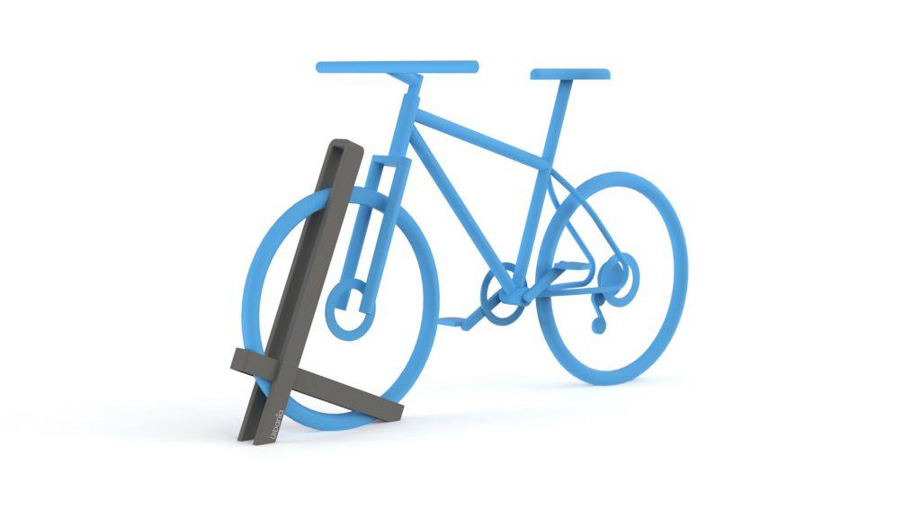 Urbania Fahrradständer IKS One 1
