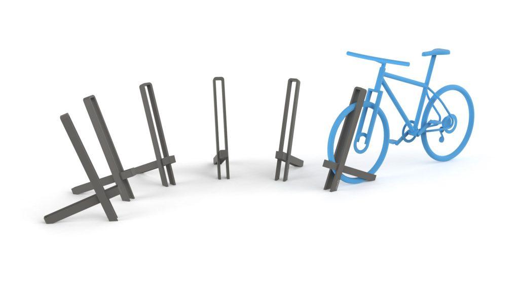 Urbania Fahrradständer IKS One 2