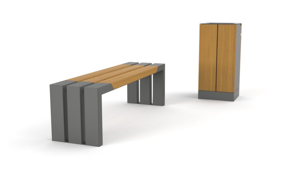 Urbania Sitzbank Beata 3