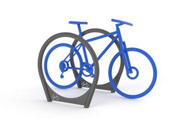 Fahrradständer 3