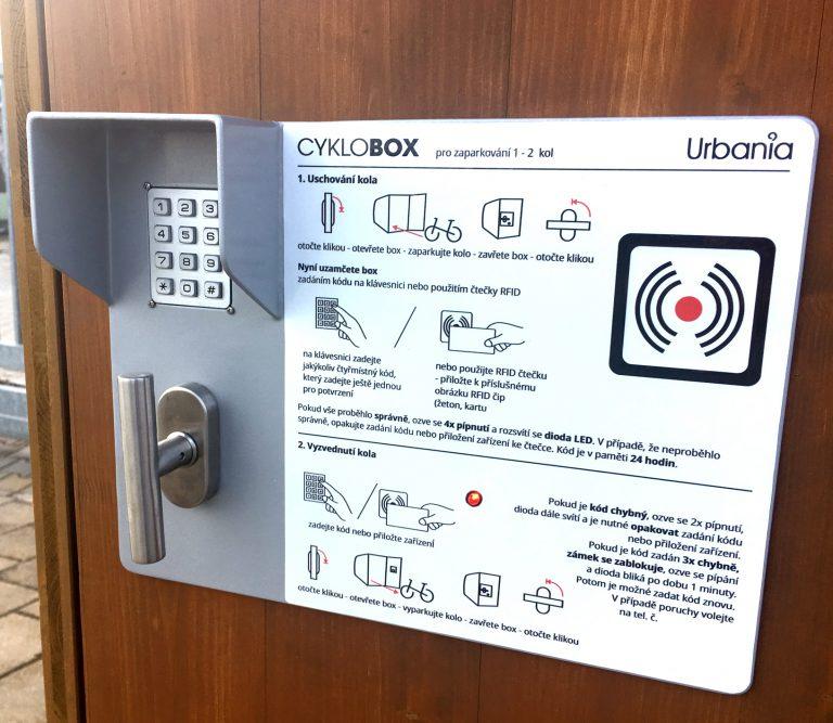 Urbania Cyklobox 5