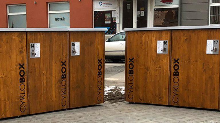 Urbania Cyklobox 14