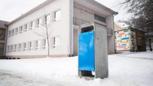 Urbania Abfallbehälter Lipo 12